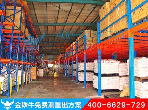 仓储重型阁楼货架